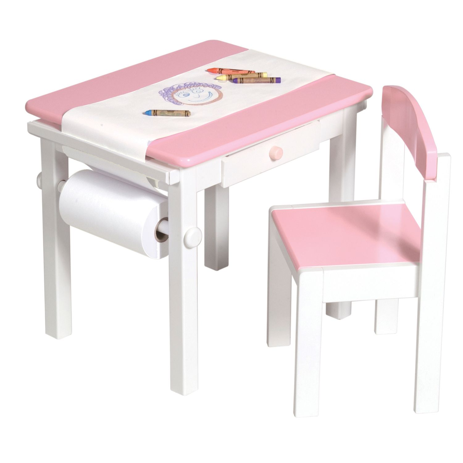 High Quality Guidecraft Art Table And Chair Set