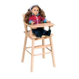 Guidecraft Doll High Chair