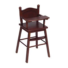Guidecraft Doll High Chair