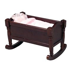 Guidecraft Doll Cradle