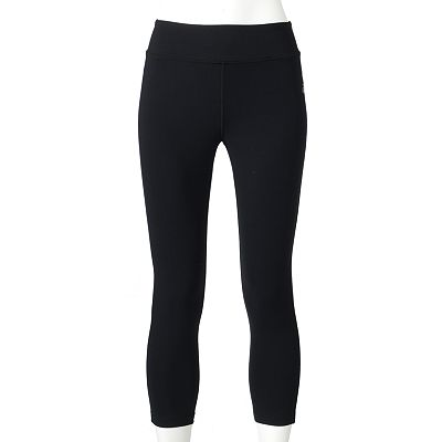 Jockey Sport Shapewear Crop Leggings