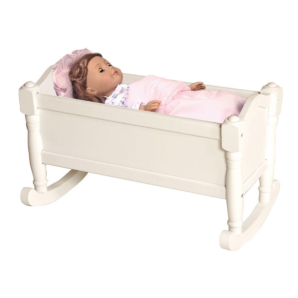 Guidecraft Doll Cradle