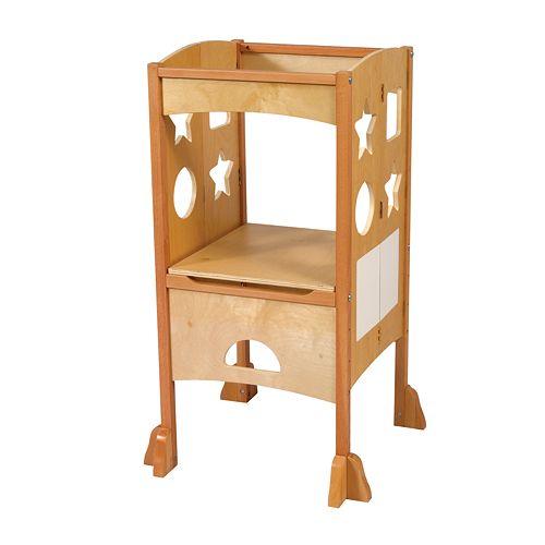 Enjoyable Guidecraft Kitchen Helper Spiritservingveterans Wood Chair Design Ideas Spiritservingveteransorg