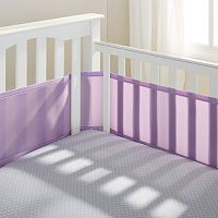 Breathable Baby Mesh Bumper