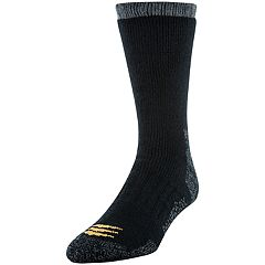 Men's GOLDTOE 2-pk. Power Sox Heavy-Weight Crew Socks