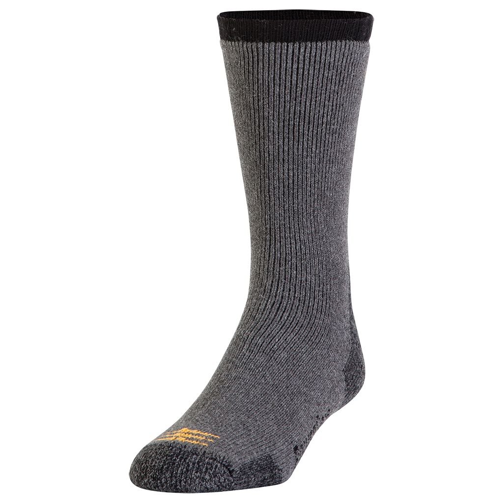 Men's GOLDTOE 2-pk. Power Sox Heavy-Weight Crew Socks