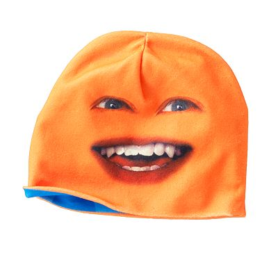 Annoying Orange Reversible Beanie - Boys 8-20