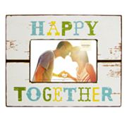 SONOMA life + style Happy Together 4 x 6 Frame