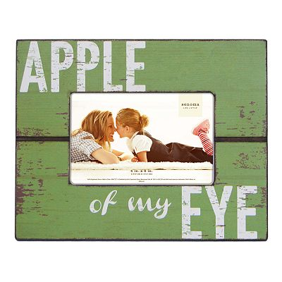 SONOMA life + style Apple Of My Eye 4 x 6 Frame