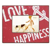 SONOMA life + style Love and Happiness 4 x 6 Frame