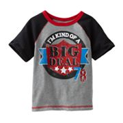 Jumping Beans Big Deal Raglan Tee - Toddler