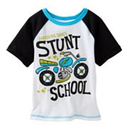 Jumping Beans Stunt School Raglan Tee - Toddler