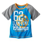 Jumping Beans Slam Dunk Raglan Tee - Toddler