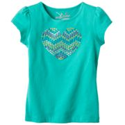 Jumping Beans Heart Tee - Toddler