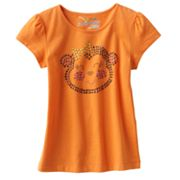 Jumping Beans Bling Monkey Tee - Toddler