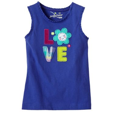 Jumping Beans Love Tank - Toddler