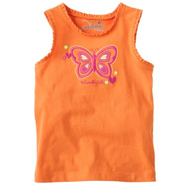 Jumping Beans Butterfly Tank - Toddler