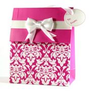 Gift Card Impressions Pink Bag Gift Card Holder