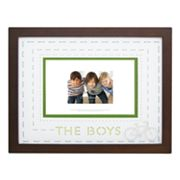 Croft and Barrow The Boys 4 x 6 Frame