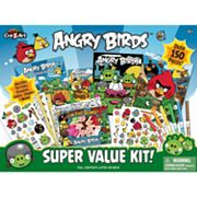 Angry Birds Super Value Kit by Cra-Z-Art