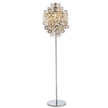 Adesso Shimmy Floor Lamp