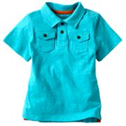 SONOMA life + style Slubbed Polo - Toddler