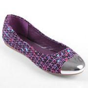 Journee Collection Diego Ballet Flats - Women
