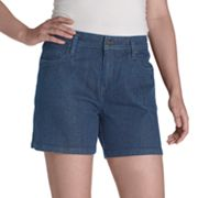 Levi's Pieced Pocket Denim Shorts