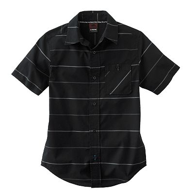 Tony Hawk Simple Striped Button-Down Shirt - Boys 8-20