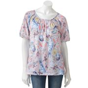 Cathy Daniels Paris Embellished Top
