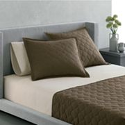 Apt. 9 Lattice Quilted Euro Sham