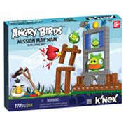 Angry Birds Mission May'Ham Building Set by K'NEX