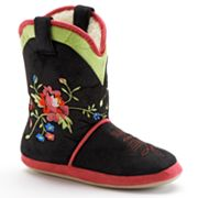 Cicciabella Wildflower Boot Slippers