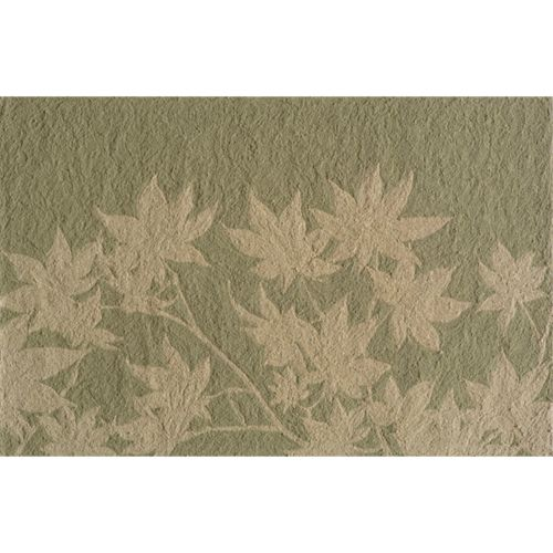 Momeni Veranda Leaf Indoor Outdoor Patio Rug - 8' x 10'