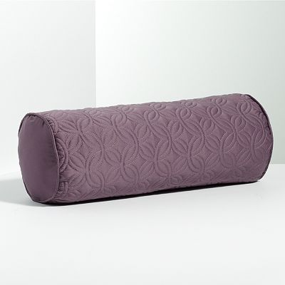 Simply Vera Vera Wang Interlocked Quilted Neck Roll Pillow