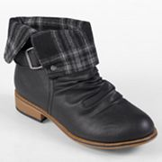 Journee Collection Kawehi Ankle Boots - Women
