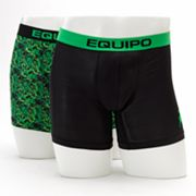 equipo 2-pk. Printed Boxer Brief
