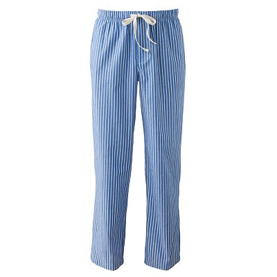 Croft and Barrow Striped Lounge Pants