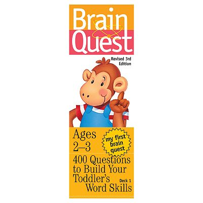 My First Brain Quest Game