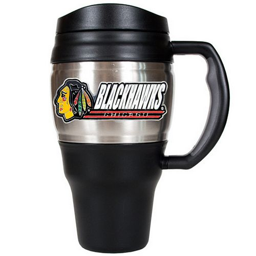 Chicago Blackhawks Travel Mug