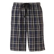 Apt. 9 Plaid Lounge Shorts
