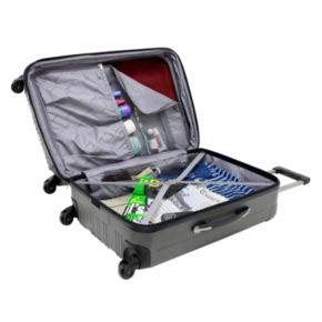 Traveler's Choice New Luxembourg 2-Piece Hardside Wheeled Carry-On Luggage Set
