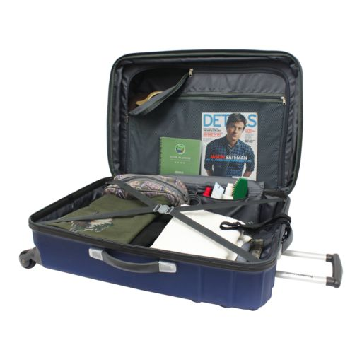Traveler's Choice Lightweight Hardside Spinner Luggage