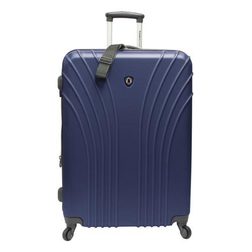 Traveler's Choice Luggage, Lightweight Expandable Hardside Spinner Upright