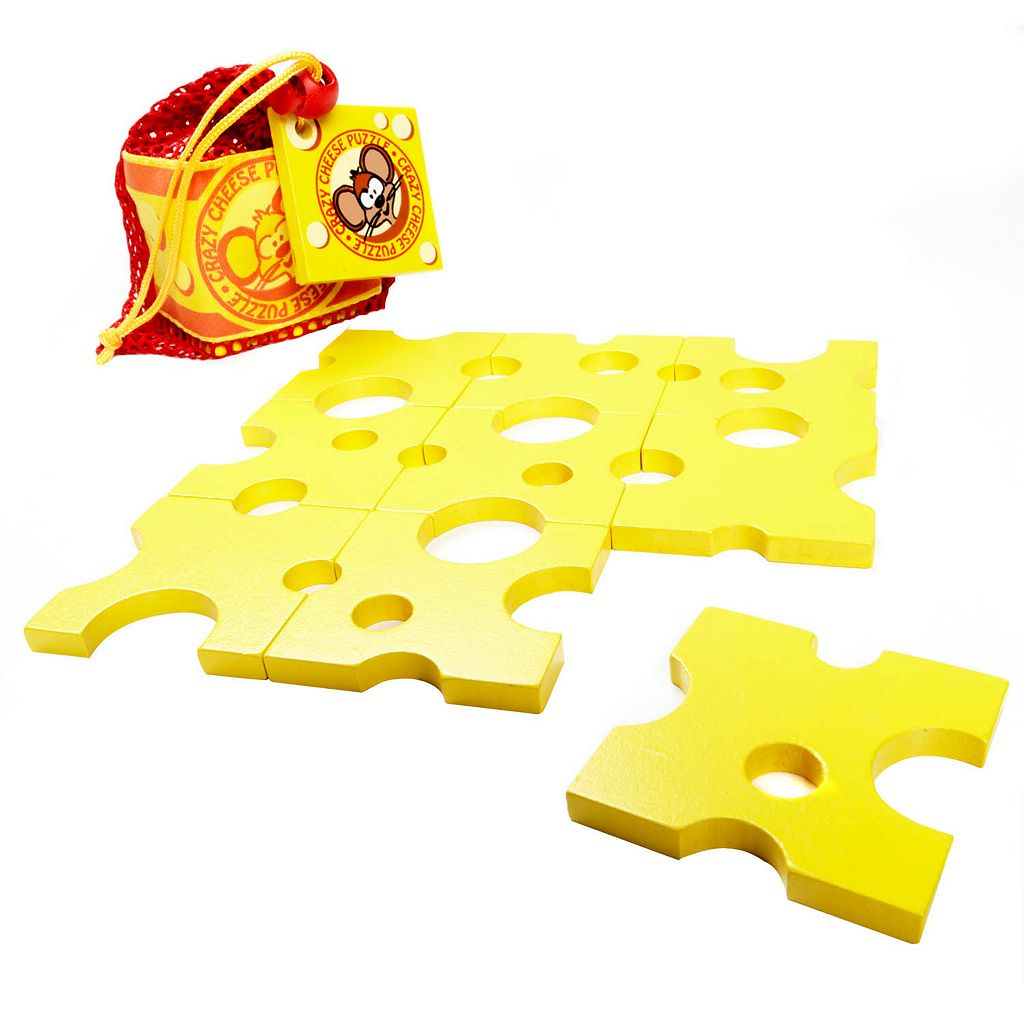 Crazy Cheese Game