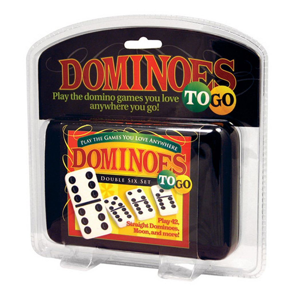 Dominoes To Go Game