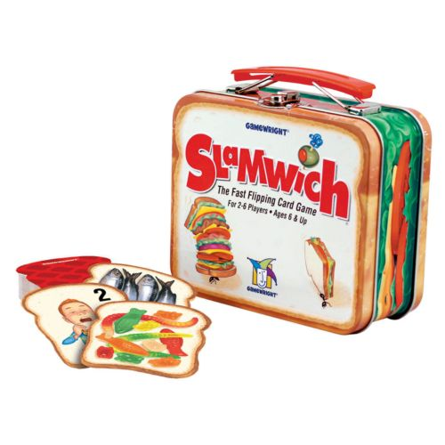 Slamwich Deluxe Card Game
