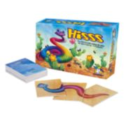 Hisss The Colorful Snake-Making Tile Game