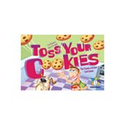 Toss Your Cookies Game by Gamewright
