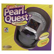 Pearl Quest Gold Game by Radica